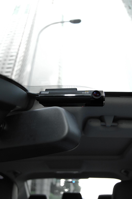 Dash Cam on Car