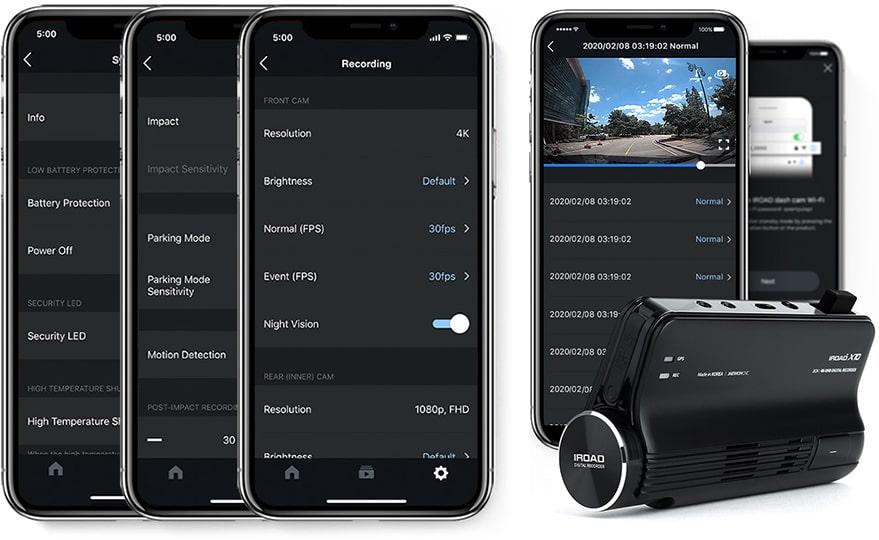 Dash Cam Mobile Viewer